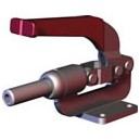 DeStaCo 610 Manual Straight-line Action Clamp